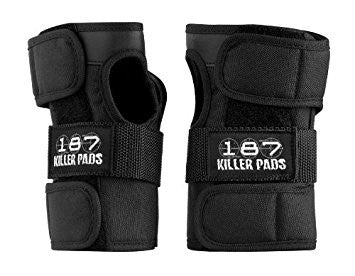 KILLER WRIST GUARDS - BLACK