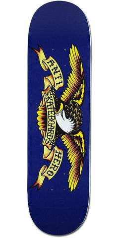 "ANTI-HERO CLASSIC EAGLE 8.5"" SKATEBOARD DECK"