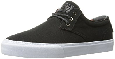 LAKAI DALY BLACK SUEDE SKATE SHOES