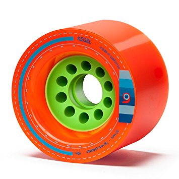 ORANGTANG KEGEL 80MM 80A LONGBOARD WHEELS