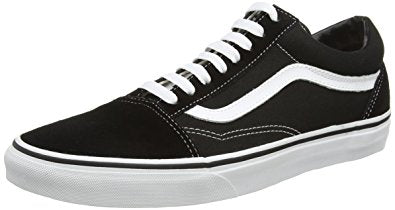 VANS OLD SKOOL PRO CLASSIC BLACK SKATE SHOES