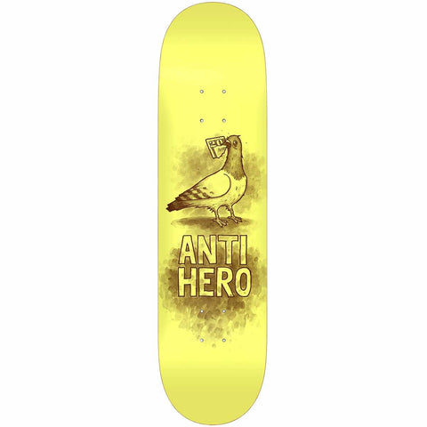 "ANTI HERO BUDGIE PRICE POINT 7.75"" SKATEBOARD DECK"