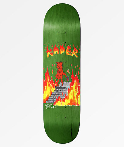 "BAKER KADER BOARD TO DEATH 8.25"" SKATEBOARD DECK"