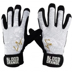 BLOOD ORANGE LIAM MORGAN SIGNATURE SERIES LONGBOARD SLIDE GLOVES