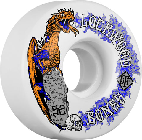 BONES STF CODY LOCKWOOD DRAGON 54mm SKATEBOARD WHEELS