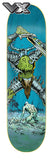 "CREATURE BATTALION MD VX 8.6"" x 32.5"" SKATEBOARD DECK"
