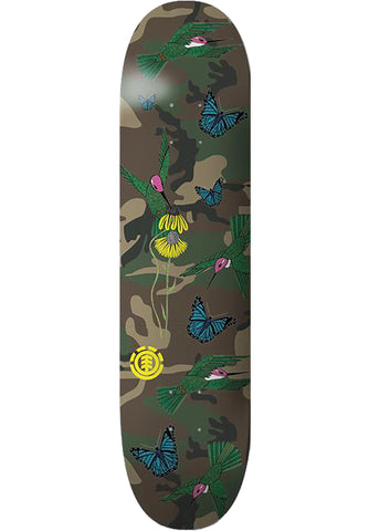 "ELEMENT PRIMAVERA LEMOS 8.0"" SLICK SKATEBOARD DECK"