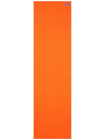 "FLIK ORANGE COLORED GRIPTAPE SHEET 8.75"" X 32.5"""