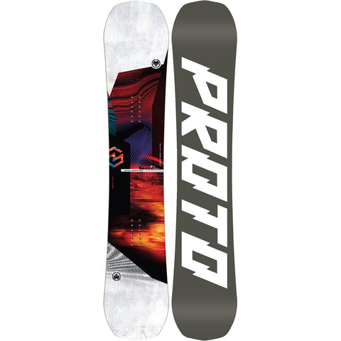 2019 NEVER SUMMER PROTO TYPE TWO SNOWBOARD