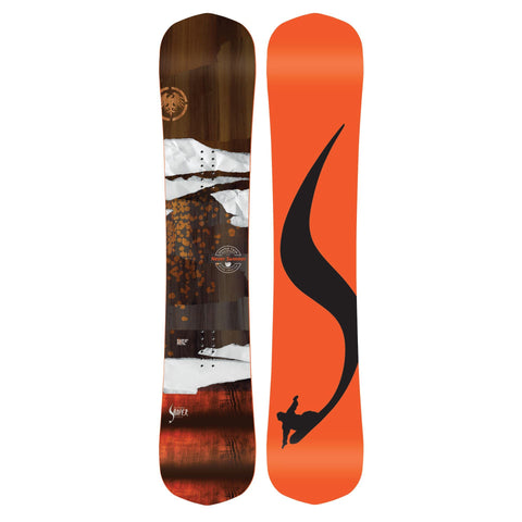 2019 NEVER SUMMER SHAPER TWIN SHAPER SERIES SNOWBOARD