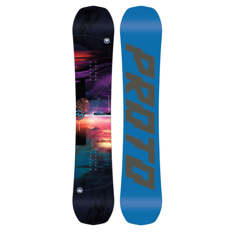 2019 NEVER SUMMER WOMENS PROTO TYPE TWO 145mm SNOWBOARD