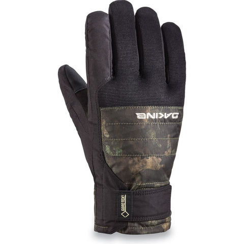 DAKINE IMPREZA MENS - BLACK/CAMO SNOW GLOVE