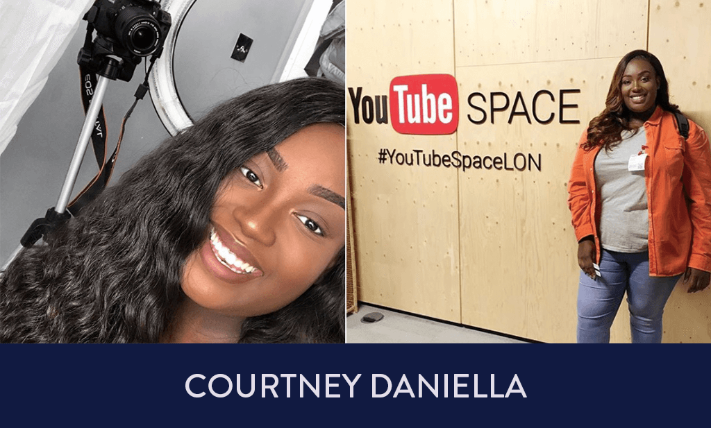 An Interview with: Courtney Daniella