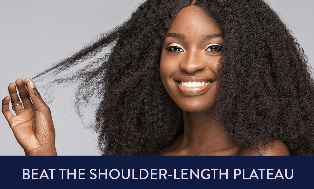 Beat the Shoulder-Length Plateau!