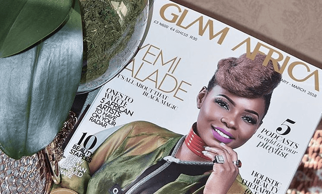 Press Coverage - Glam Africa