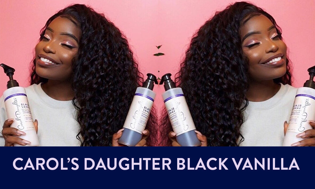Say Bye Bye To Dry : Carol's Daughter Black Vanilla