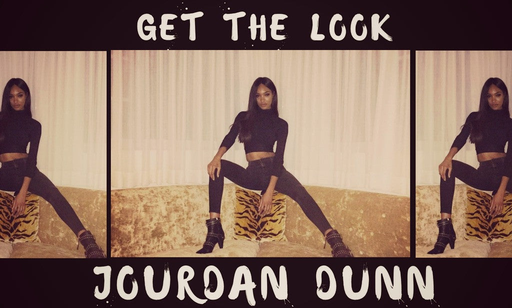 Get The Look: Jourdan Dunn
