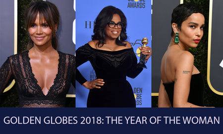 Golden Globes 2018: The Year of The Woman