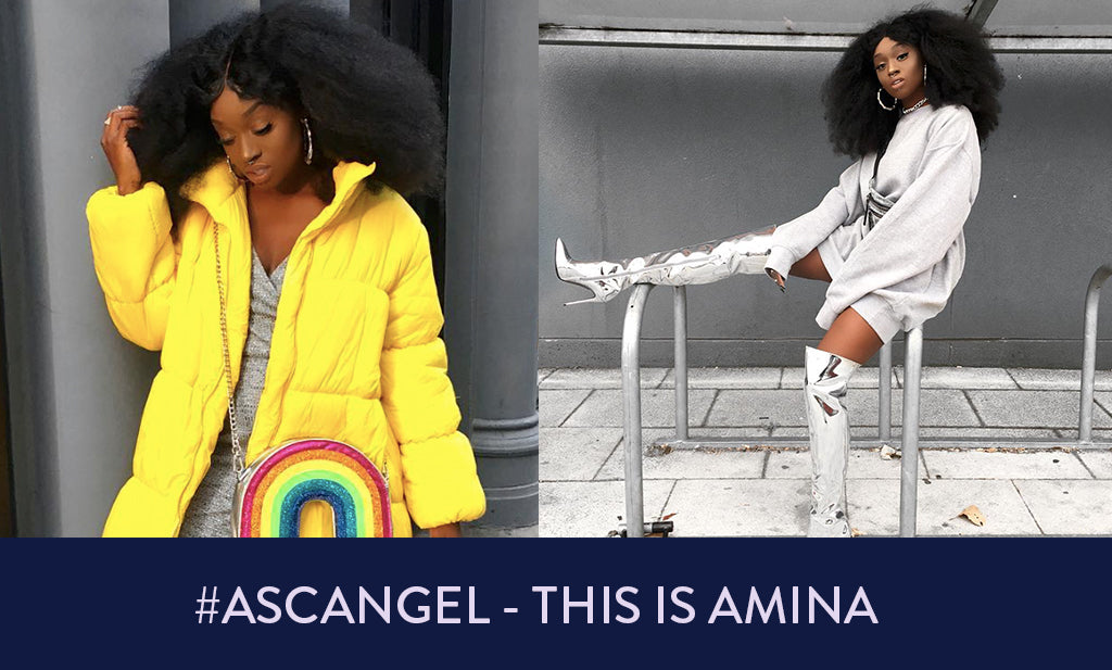 Get To Know Amina
