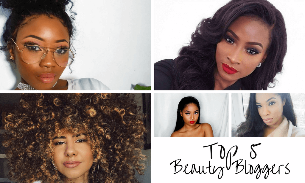 ASC's Top 5 Hair, Beauty & Lifestyle Bloggers