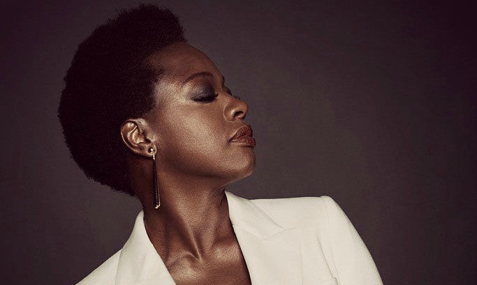 Viola Davis' Red Carpet Moments
