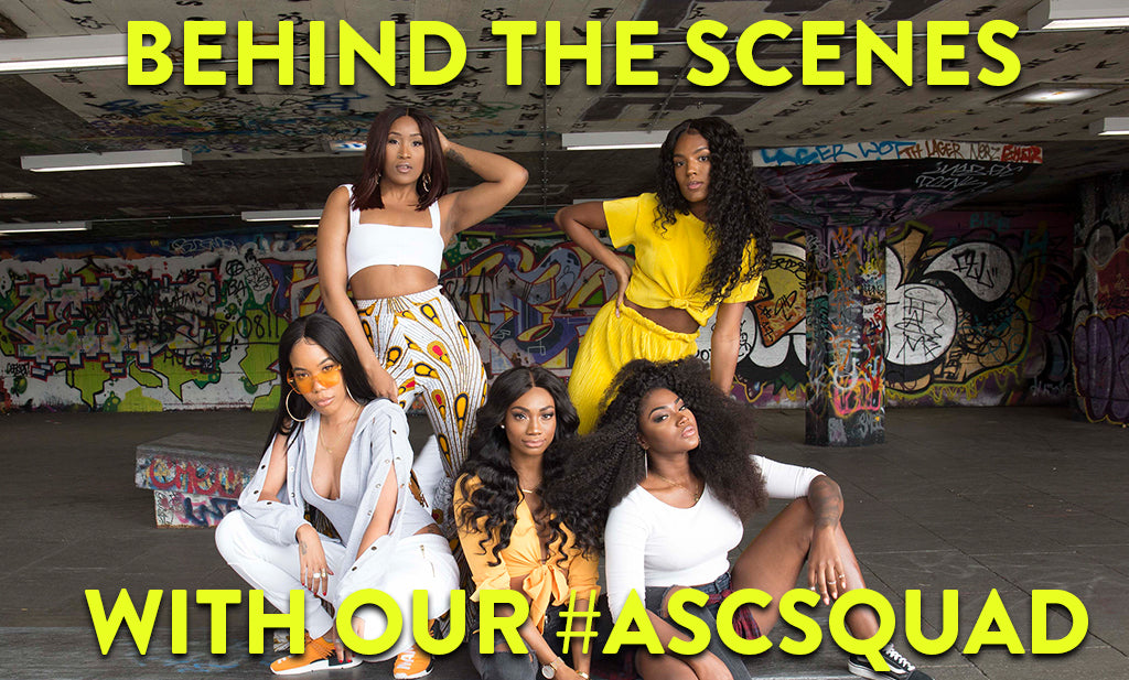 #ASC Squad: Behind the Scenes