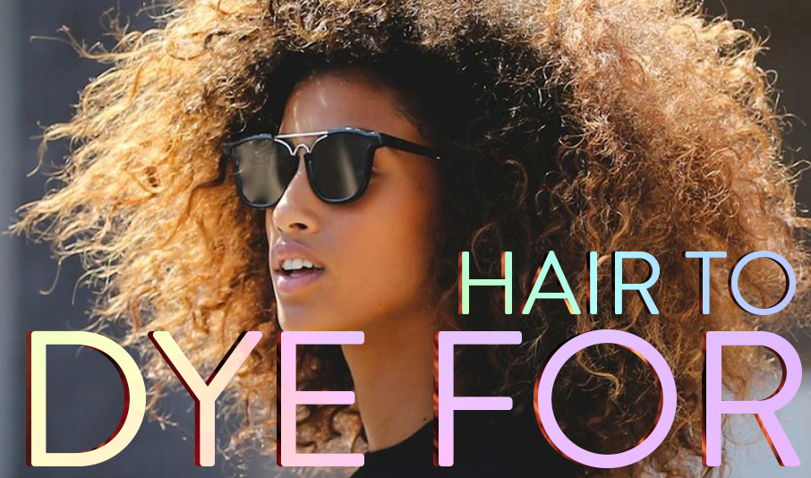 Turn Up the Heat - Summer Hair Inspo