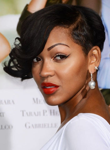 Meagan Good Tapered Cut ASC