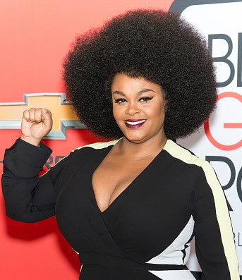Jill Scott Big Afro Puff