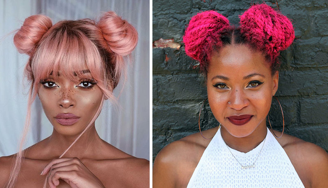 Festival Hair The Easy Way All Shades Covered