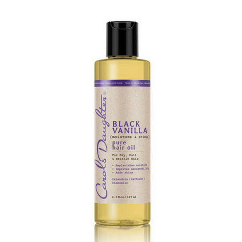 Carol's Daughter Black Vanilla Pure Hair Oil (127ml)