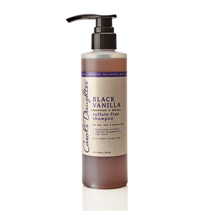 Carol's Daughter Black Vanilla Sulfate-Free Shampoo (355 ml)