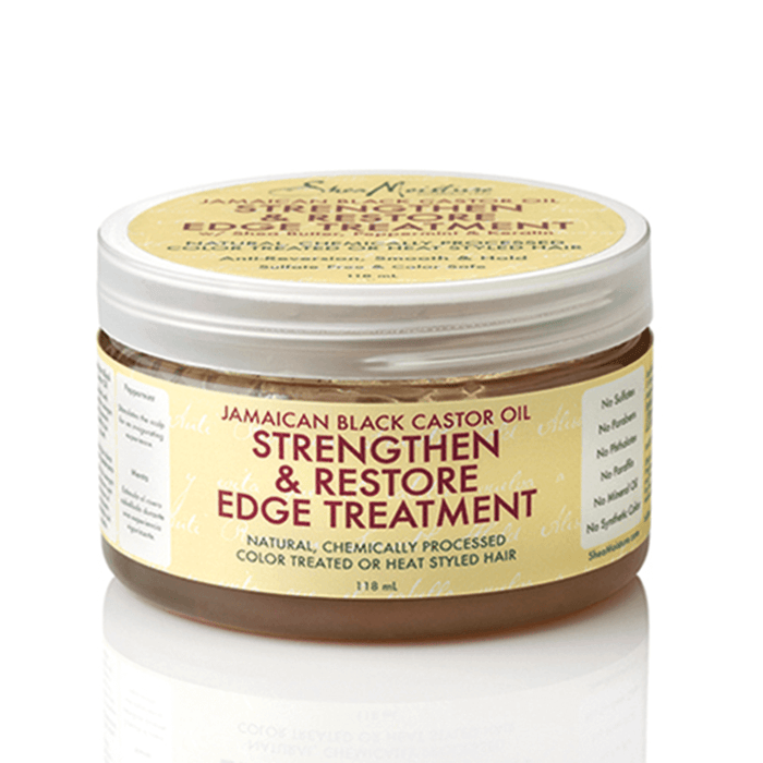 Shea Moisture Jamaican Black Castor Oil Strengthen, Grow & Restore Edge Treatment (118ml)