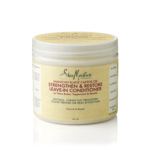 SheaMoisture Jamaican Black Castor Oil Strengthen, Grow & Restore Leave-In Conditioner (454g)