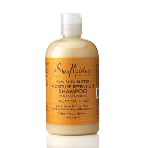 Shea Moisture Raw Shea Butter Moisture Retention Shampoo (384ml)