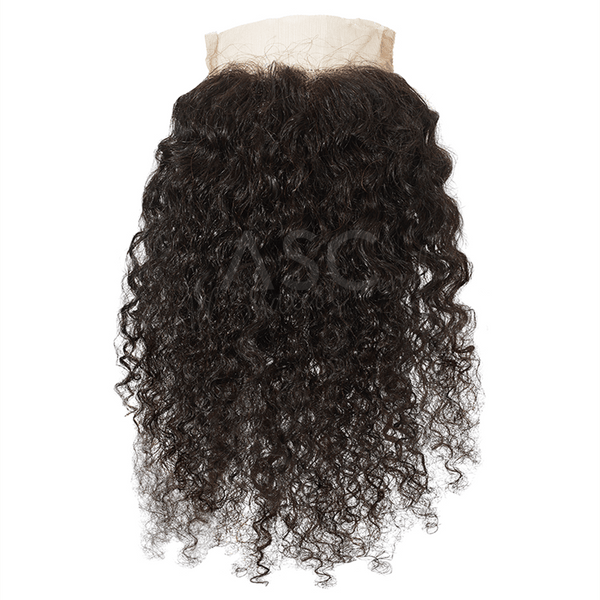 Clearance - Curly Lace Closure