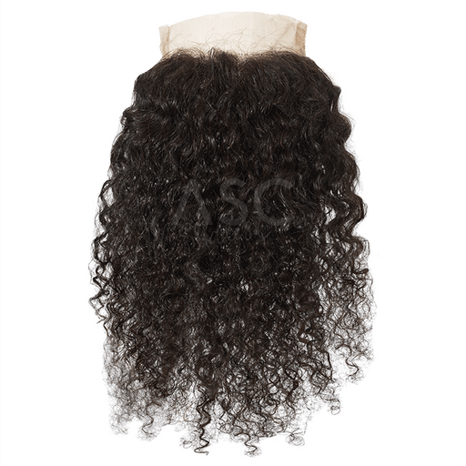 Peruvian Curly Lace Closure