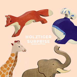 Introducing Holztiger Surprise