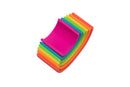 Neon Rainbow Arch Stacker