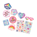 Grl Pwr Scented Stickers - Set of 10