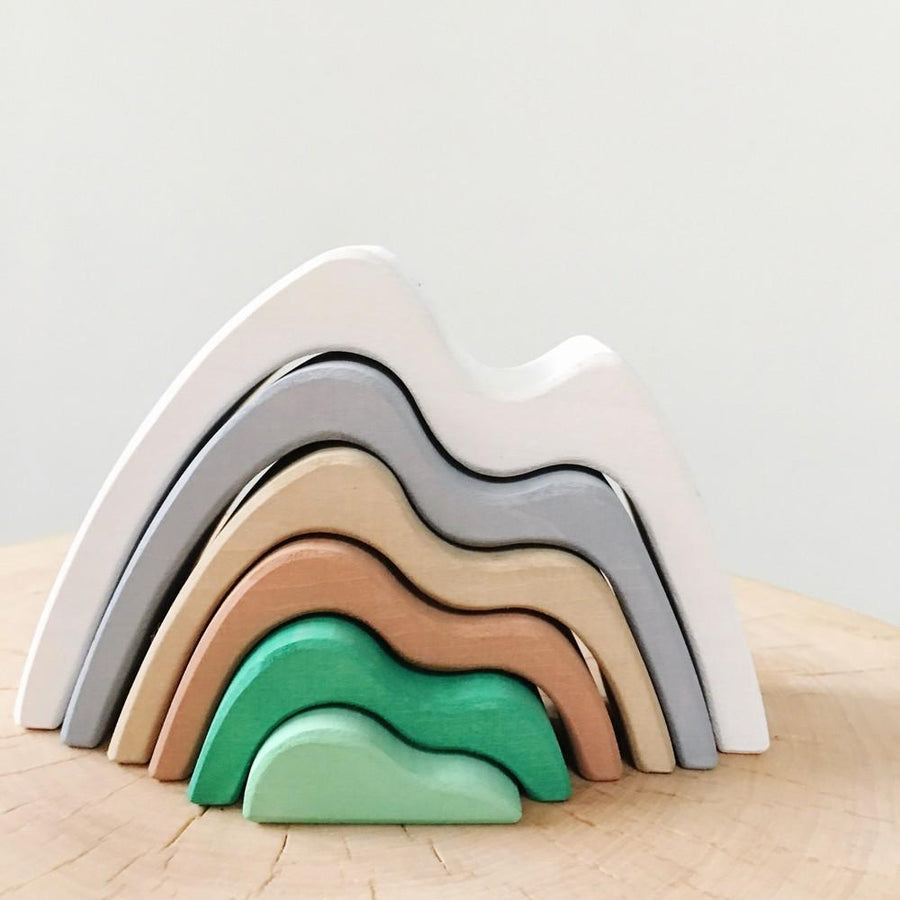 Raduga Grez - Mountains Small arch stacker
