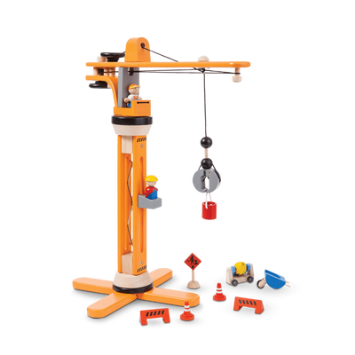 Plan Toys - Crane Set DS1