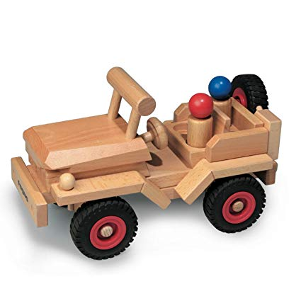 Fagus - Wooden Jeep