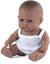 Newborn Baby Doll, Hispanic Girl