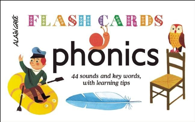 Phonics - Flash Cards