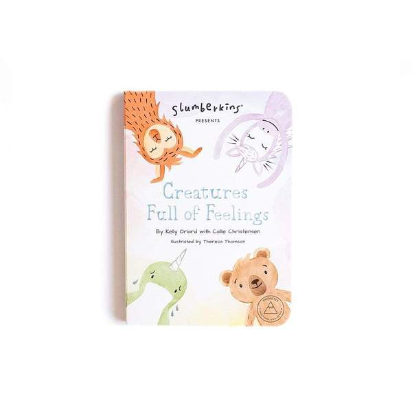 Slumberkins - Creatures Full of Feelings Board Book