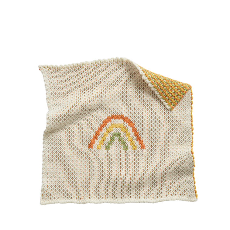 Olli Ella - Doll Rainbow Blanket