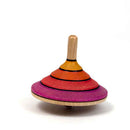 Flamenco Wooden Spinning Top