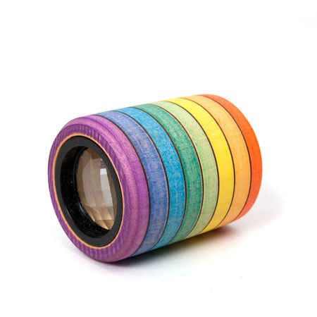 Rainbow Sun Catcher Lens