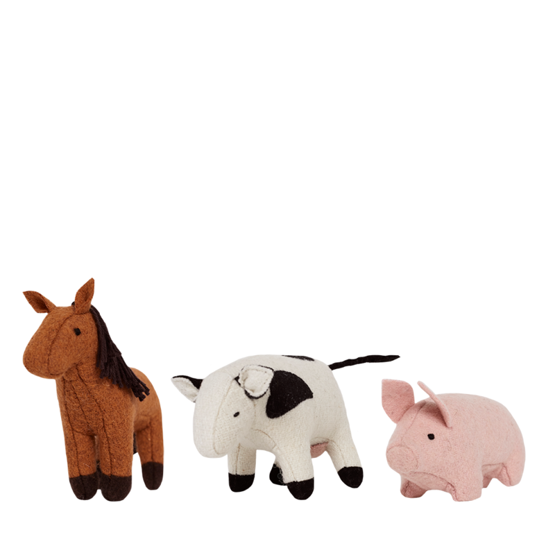Holdie Farm Animals